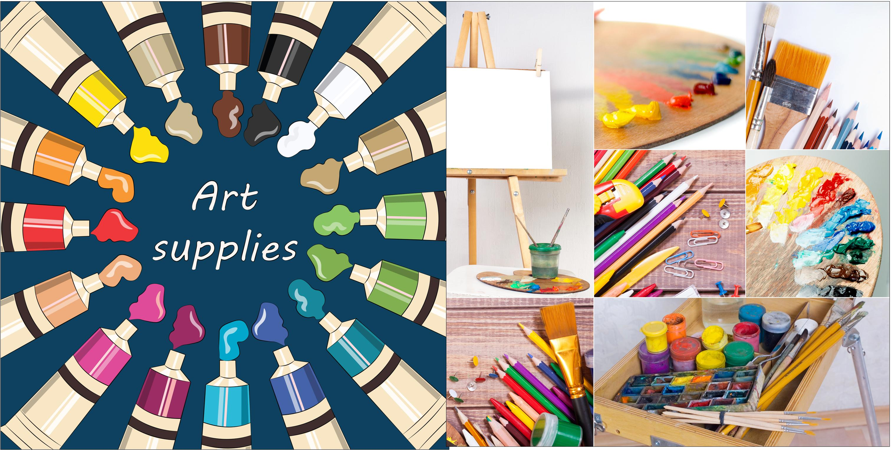 Arts crafts supplies bandon office supplies art supplies picture publicscrutiny Image collections